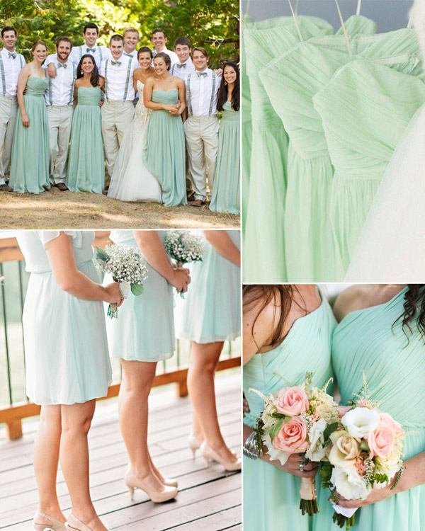 solid-mint-bridesmaid-dresses-for-wedding-2015 26 Best Summer Bridesmaid Dresses 2015/16 26 Best Summer Bridesmaid Dresses 2015/16 solid mint bridesmaid dresses for wedding 2015