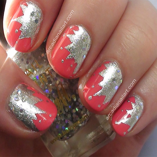 25 Beautiful Starburst Nails with Tape 2015/16 25 Beautiful Starburst Nails with Tape 2015/16 starburst nails with tape 4
