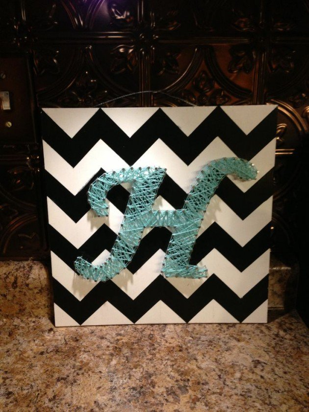 string art 18 Creative Diy String Art ideas 2015 you can try at home 18 Creative Diy String Art ideas 2015 you can try at home string art1