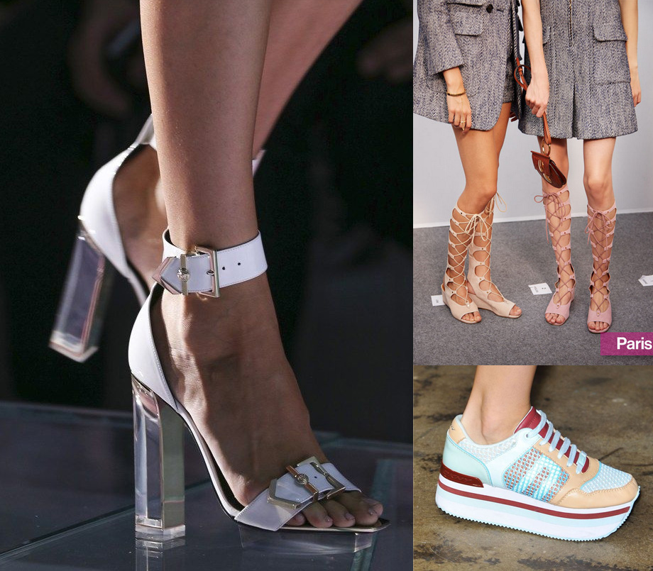New Spring Shoe Fashion Trends 2015 ( 21 Photos ) New Spring Shoe Fashion Trends 2015 ( 21 Photos ) summer and spring shoe 2015 19