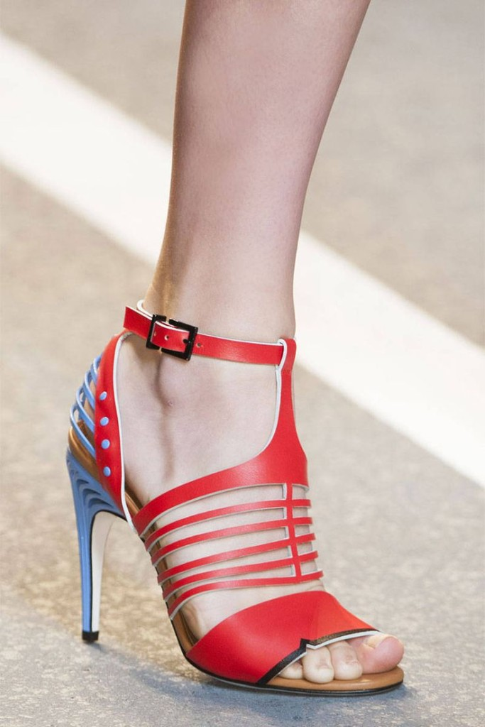 New Spring Shoe Fashion Trends 2015 ( 21 Photos ) New Spring Shoe Fashion Trends 2015 ( 21 Photos ) summer and spring shoe 2015 20