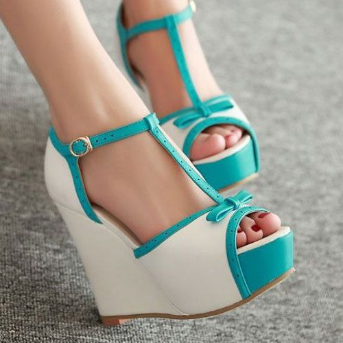 wedge heel sandals 30 Latest Summer Wedge Heels and Sandals 2015 30 Latest Summer Wedge Heels and Sandals 2015 wedge heel sandals1