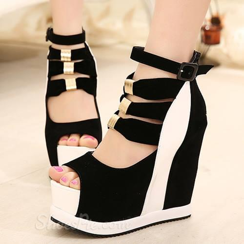 wedge heel sandals 30 Latest Summer Wedge Heels and Sandals 2015 30 Latest Summer Wedge Heels and Sandals 2015 wedge heel sandals2