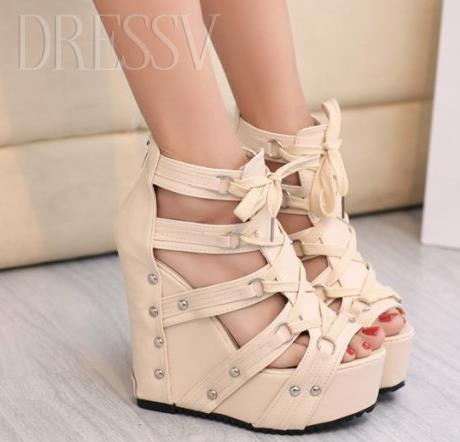wedge heel sandals 30 Latest Summer Wedge Heels and Sandals 2015 30 Latest Summer Wedge Heels and Sandals 2015 wedge heel sandals6