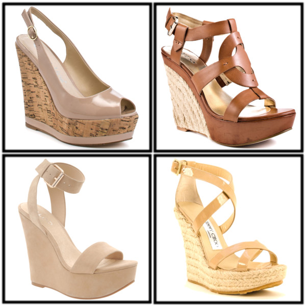 wedge sandals 30 Latest Summer Wedge Heels and Sandals 2015 30 Latest Summer Wedge Heels and Sandals 2015 wedge sandals2