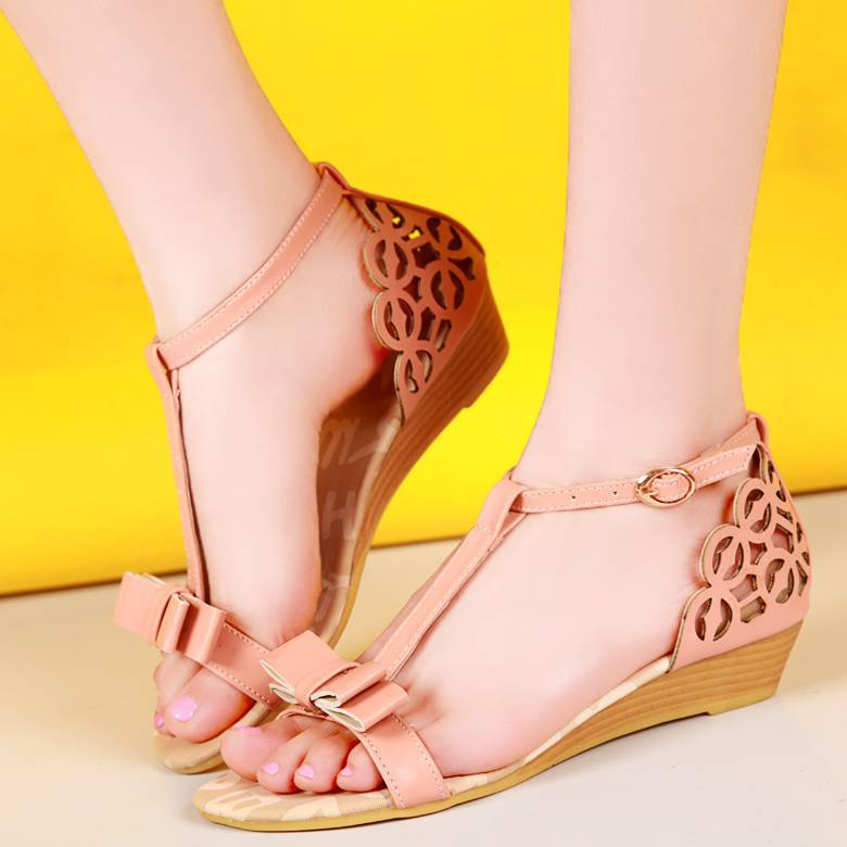 wedge sandals 30 Latest Summer Wedge Heels and Sandals 2015 30 Latest Summer Wedge Heels and Sandals 2015 wedge sandals3