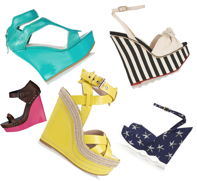 wedge01 30 Latest Summer Wedge Heels and Sandals 2015 30 Latest Summer Wedge Heels and Sandals 2015 wedge01
