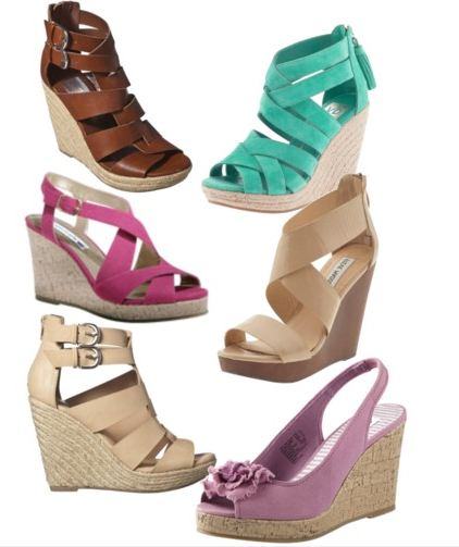 wedges 30 Latest Summer Wedge Heels and Sandals 2015 30 Latest Summer Wedge Heels and Sandals 2015 wedges