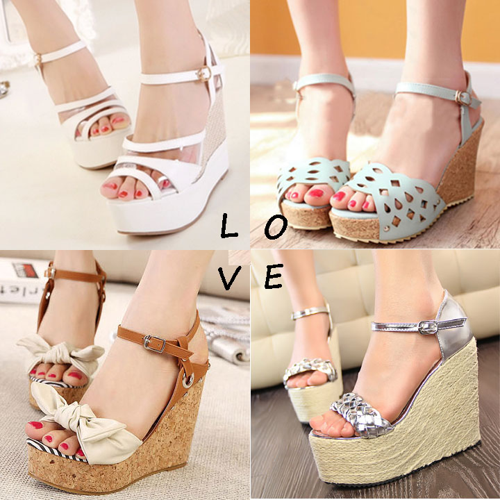 women-wedges-heel 30 Latest Summer Wedge Heels and Sandals 2015 30 Latest Summer Wedge Heels and Sandals 2015 women wedges heel5