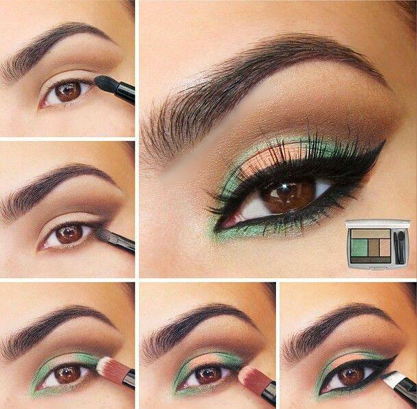 11-Great-Makeup-Tutorials-for-Different-Occasions-Holiday-Look 18 Summer Makeup Tutorials 2015/16 to Look Pretty Use These 18 Summer Makeup Tutorials 2015/16 to Look Pretty 11 Great Makeup Tutorials for Different Occasions Holiday Look