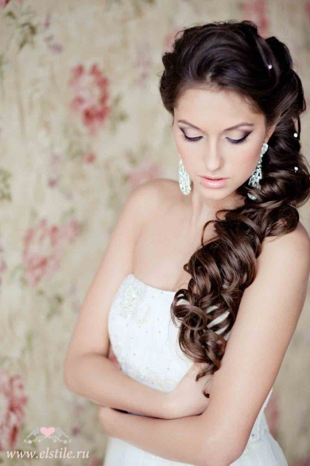 20-Jaw-Dropping-Wedding-Hairstyles-5 25 Jaw Dropping Bridal Updos & Hairstyles 2015/16 25 Jaw Dropping Bridal Updos & Hairstyles 2015/16 20 Jaw Dropping Wedding Hairstyles 5