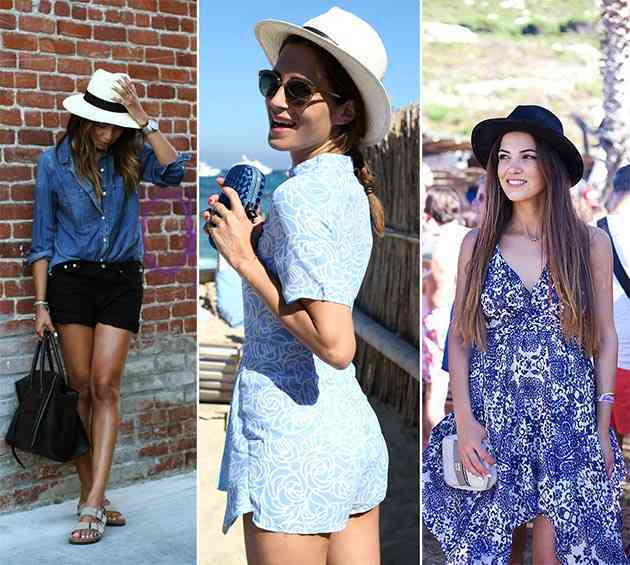 21-cool-ways-to-wear-summer-hats-2015-5 Summer Hats Trends for Women 2015/16 - 20 Photos Summer Hats Trends for Women 2015/16 - 20 Photos 21 cool ways to wear summer hats 2015 5