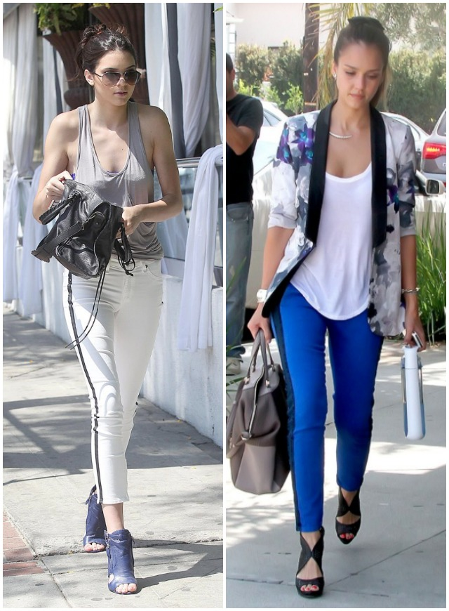 Celebrity Summer Fashion Trends Images Galleries With A Bite