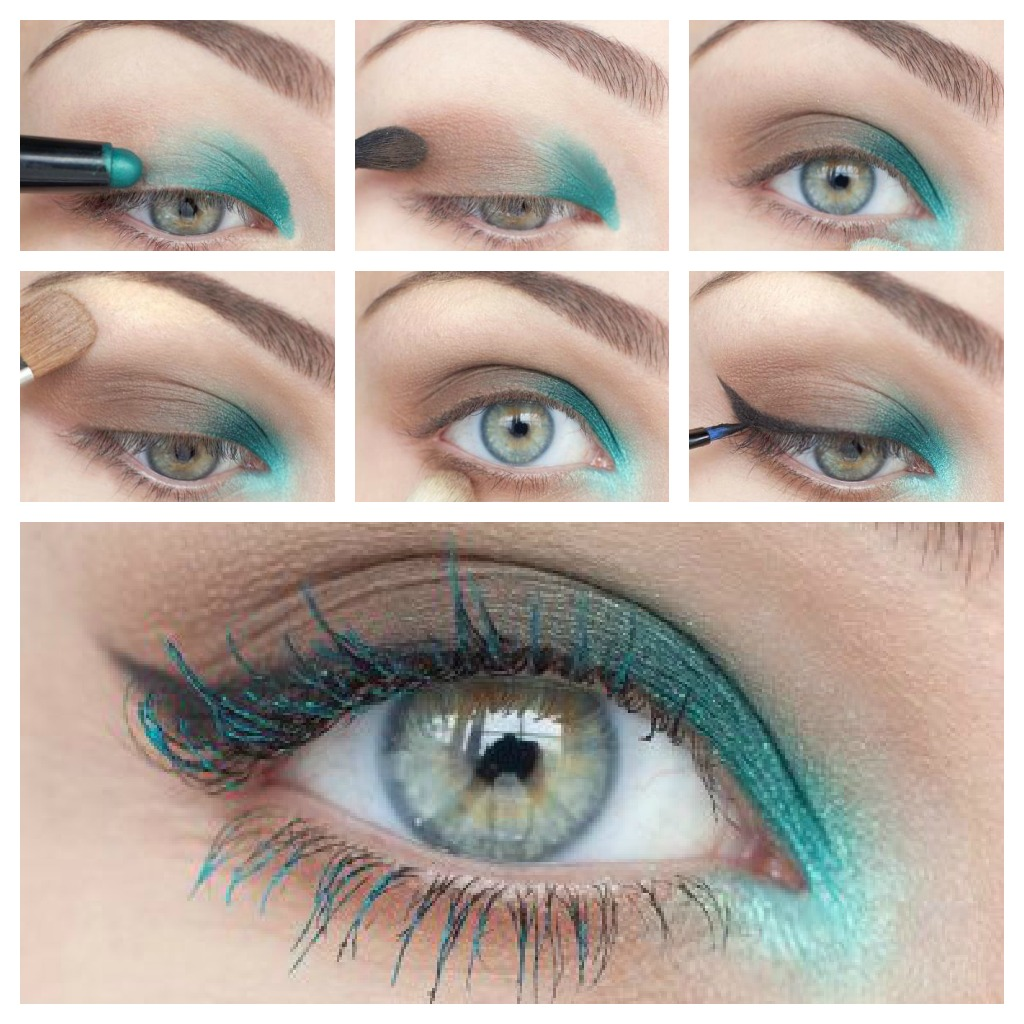 Tutorial-Summer-2015-Makeup 18 Summer Makeup Tutorials 2015/16 to Look Pretty Use These 18 Summer Makeup Tutorials 2015/16 to Look Pretty Tutorial Summer 2015 Makeup