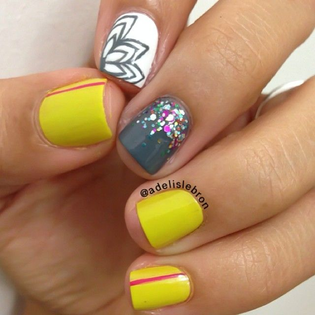 adelislebron nails 20 Awesome Nail Designs 2015/16 by Adelislebron on instagram 20 Awesome Nail Designs 2015/16 by Adelislebron on instagram adelislebron nails3