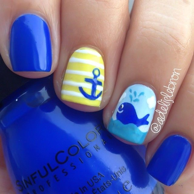 amazing nails 20 Awesome Nail Designs 2015/16 by Adelislebron on instagram 20 Awesome Nail Designs 2015/16 by Adelislebron on instagram amazing nails