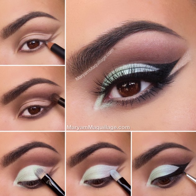 cut-crease-pastel-eyeshadow-tutorial 18 Summer Makeup Tutorials 2015/16 to Look Pretty Use These 18 Summer Makeup Tutorials 2015/16 to Look Pretty cut crease pastel eyeshadow tutorial