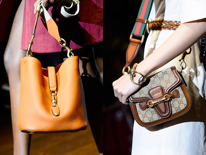 gucci-spring-2015-milan-fashion-week-bags 21 Best Summer Handbags Trends for Women 2015/16 21 Best Summer Handbags Trends for Women 2015/16 gucci spring 2015 milan fashion week bags