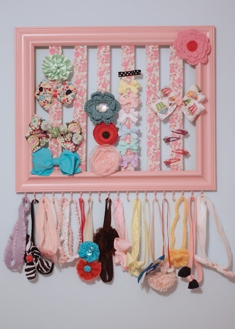 hair acessories 32 Ways to Organize Your Stuff Perfectly in Daily Routine 32 Ways to Organize Your Stuff Perfectly in Daily Routine hair acessories