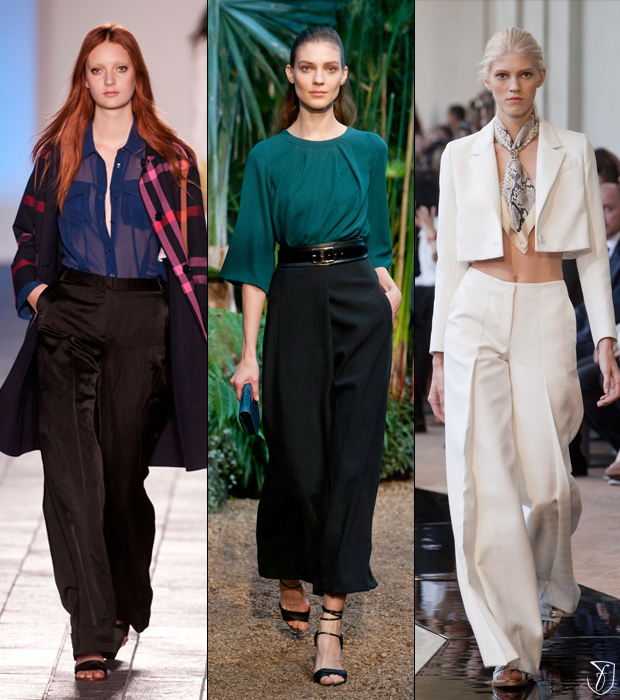 howtowearwidelegpants Latest Wide Fashion Palazzo Pants 2015/16 Latest Wide Fashion Palazzo Pants 2015/16 howtowearwidelegpants