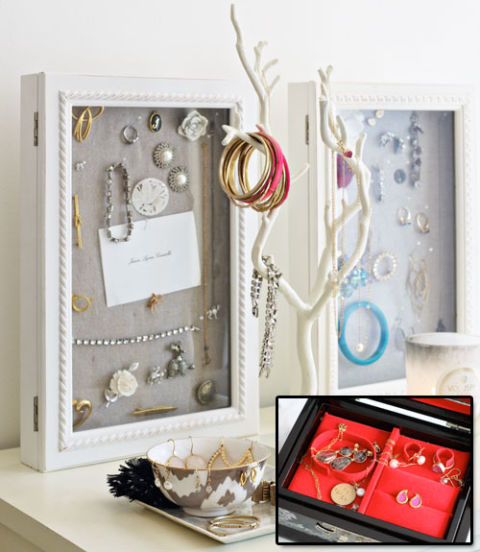 jewelry 32 Ways to Organize Your Stuff Perfectly in Daily Routine 32 Ways to Organize Your Stuff Perfectly in Daily Routine jewelry
