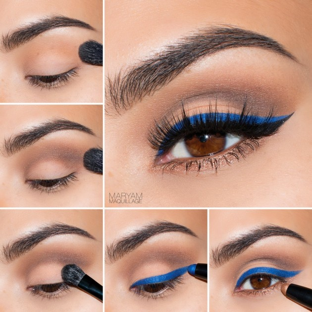 lan-sc-blue-tutorial 18 Summer Makeup Tutorials 2015/16 to Look Pretty Use These 18 Summer Makeup Tutorials 2015/16 to Look Pretty lan sc blue tutorial