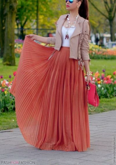 maxi-skirt 25 Colorful Long Maxi Skirts for Summer 2015/16 - Street Style Fashion 25 Colorful Long Maxi Skirts for Summer 2015/16 - Street Style Fashion maxi skirt