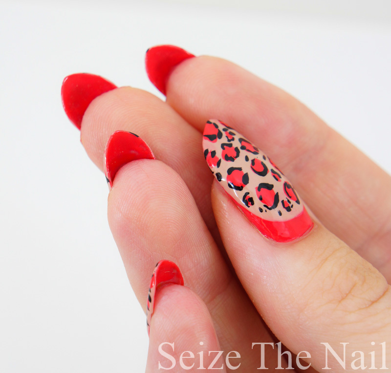 nail design 20 Summer Nail Designs 2015/16 By Seize The Nail 20 Summer Nail Designs 2015/16 By Seize The Nail nail design5