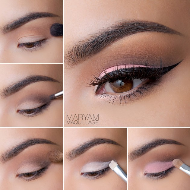 nyx-pink-tutorial 18 Summer Makeup Tutorials 2015/16 to Look Pretty Use These 18 Summer Makeup Tutorials 2015/16 to Look Pretty nyx pink tutorial