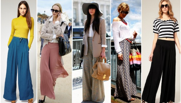 palazzo pants long wide legged trousers trend Latest Wide Fashion Palazzo Pants 2015/16 Latest Wide Fashion Palazzo Pants 2015/16 palazzo pants long wide legged trousers trend1