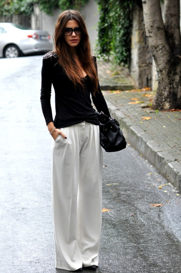 plazzo pants Latest Wide Fashion Palazzo Pants 2015/16 Latest Wide Fashion Palazzo Pants 2015/16 plazzo pants