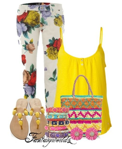 plus-size-outfit-for-summer_1 20 Plus Size Summer Outfits On Polyvore 2015/16 20 Plus Size Summer Outfits On Polyvore 2015/16 plus size outfit for summer 1