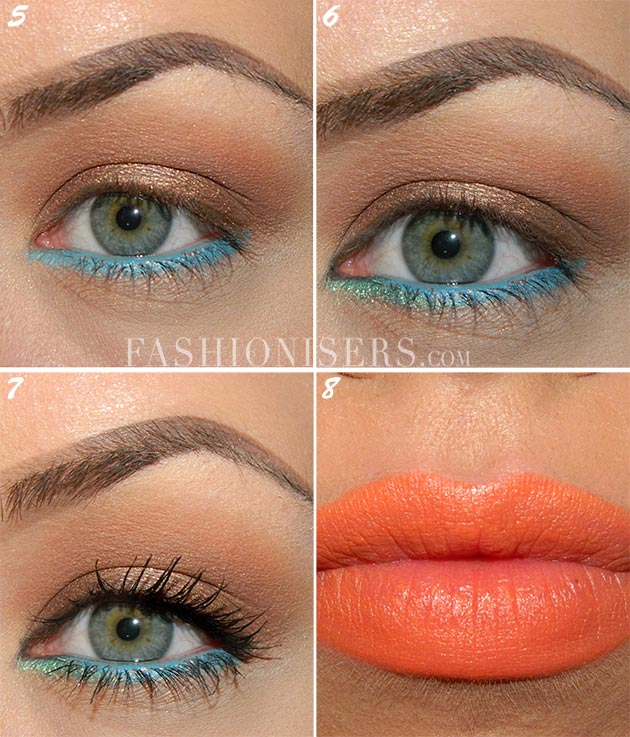 pretty_everyday_makeup_tutorial_for_summer_fashionisers 18 Summer Makeup Tutorials 2015/16 to Look Pretty Use These 18 Summer Makeup Tutorials 2015/16 to Look Pretty pretty everyday makeup tutorial for summer fashionisers