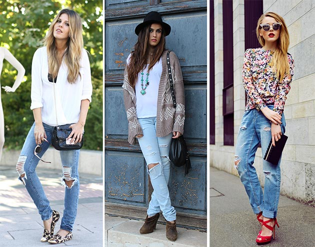 ripped_jeans_trend_how_to_wear_ripped_jeans2 25 Latest Skinny Jeans Fashion Trends for Summer 2015/16 25 Latest Skinny Jeans Fashion Trends for Summer 2015/16 ripped jeans trend how to wear ripped jeans2
