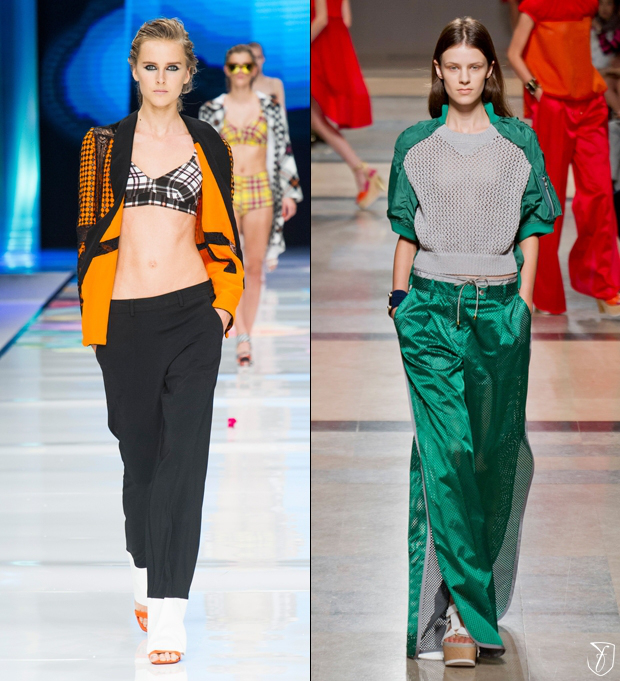 sportywidelegpants Latest Wide Fashion Palazzo Pants 2015/16 Latest Wide Fashion Palazzo Pants 2015/16 sportywidelegpants