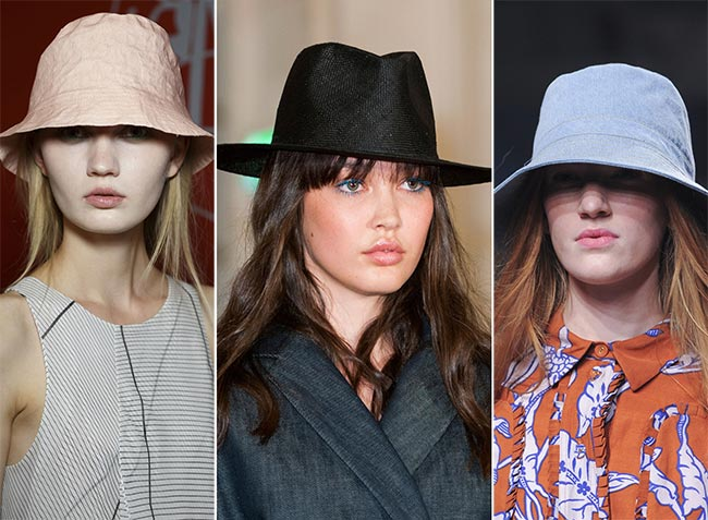 spring_summer_2015_headwear_trends_panama_and_bucket_hats Summer Hats Trends for Women 2015/16 - 20 Photos Summer Hats Trends for Women 2015/16 - 20 Photos spring summer 2015 headwear trends panama and bucket hats