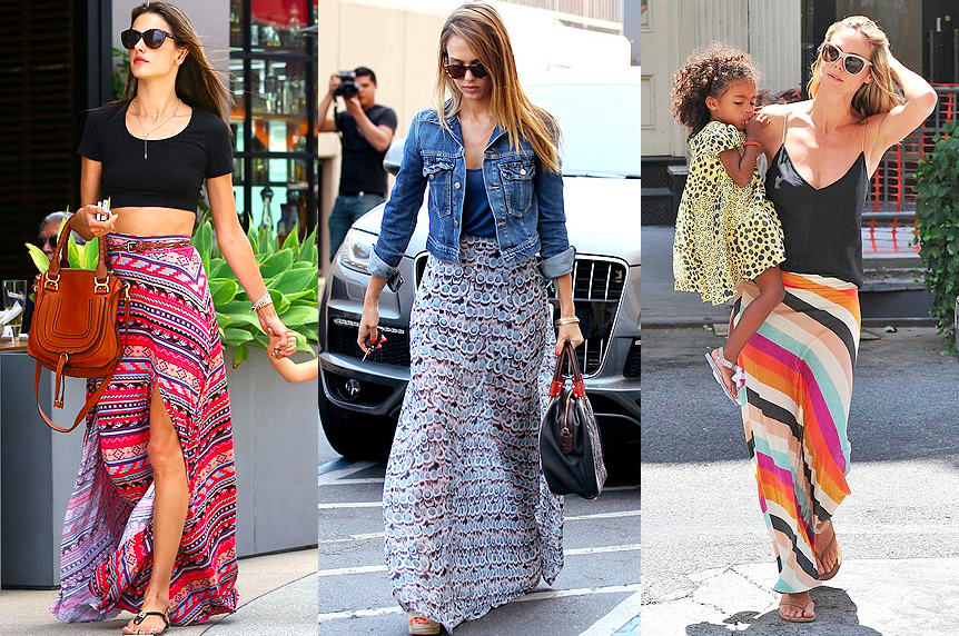 stylish maxi skirt 25 Colorful Long Maxi Skirts for Summer 2015/16 - Street Style Fashion 25 Colorful Long Maxi Skirts for Summer 2015/16 - Street Style Fashion stylish maxi skirt