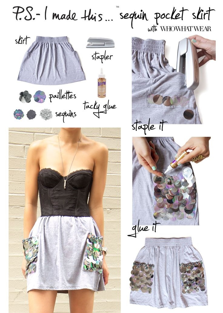 22 easy diy summer clothes accessories projects. Black Bedroom Furniture Sets. Home Design Ideas