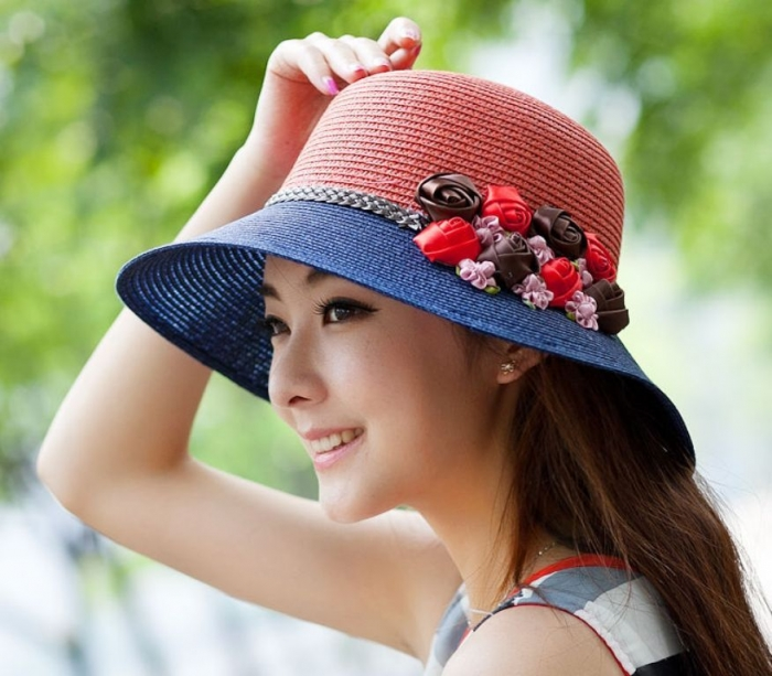 summer hats trend Summer Hats Trends for Women 2015/16 - 20 Photos Summer Hats Trends for Women 2015/16 - 20 Photos summer hats trend
