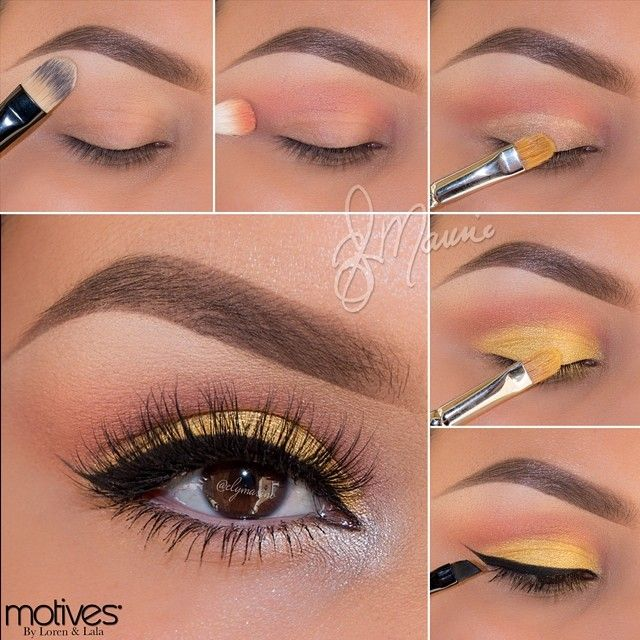 summer-makeup-tutorial 18 Summer Makeup Tutorials 2015/16 to Look Pretty Use These 18 Summer Makeup Tutorials 2015/16 to Look Pretty summer makeup tutorial2