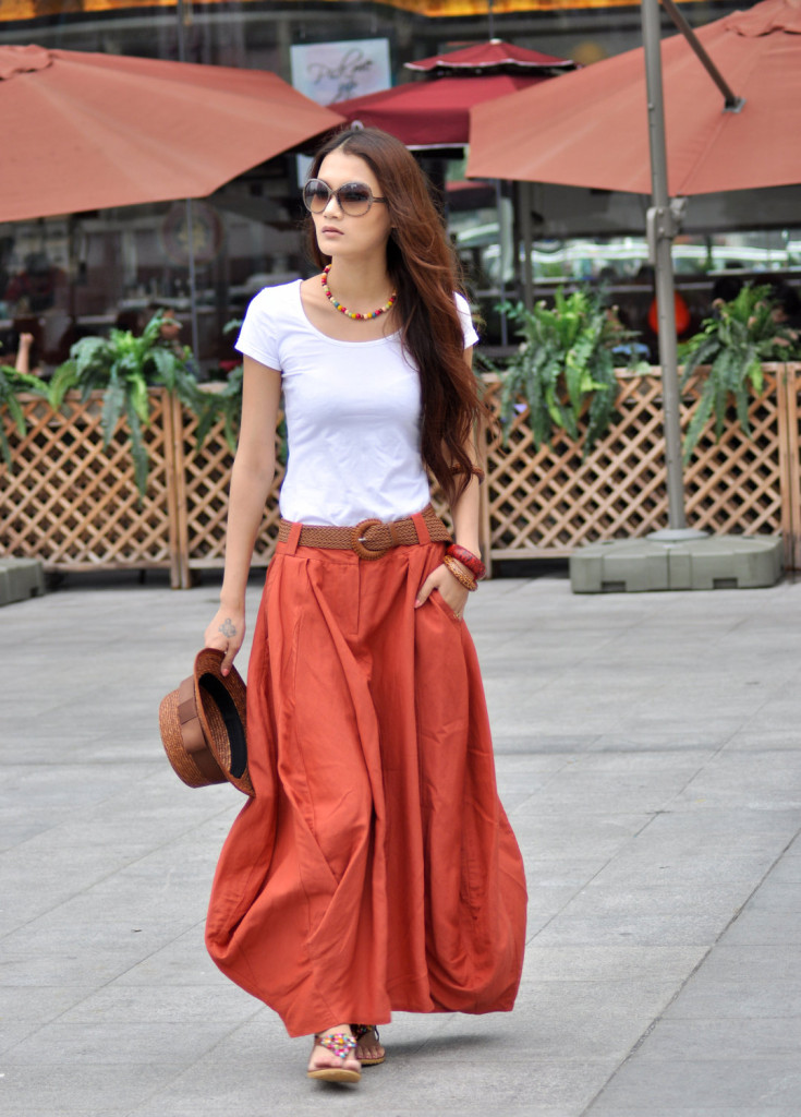 summer maxi dress 25 Colorful Long Maxi Skirts for Summer 2015/16 - Street Style Fashion 25 Colorful Long Maxi Skirts for Summer 2015/16 - Street Style Fashion summer maxi dress1