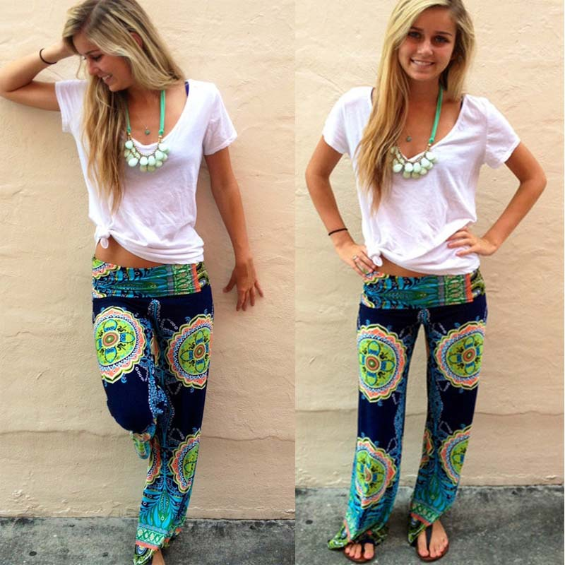 summer-women pant Latest Wide Fashion Palazzo Pants 2015/16 Latest Wide Fashion Palazzo Pants 2015/16 summer women pant