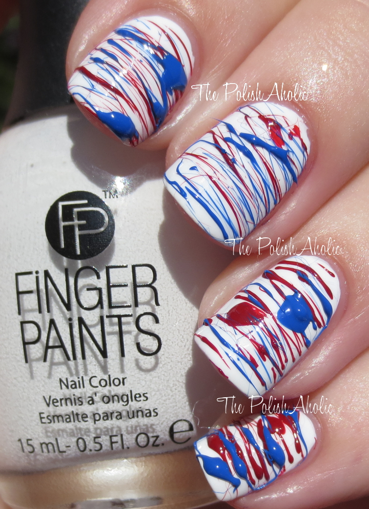 4th of July Sugar Spun Nail Art 3 21 Awesome 4th Of July Patriotic Day Nail Design Ideas 21 Awesome 4th Of July Patriotic Day Nail Design Ideas 4th of July Sugar Spun Nail Art 3