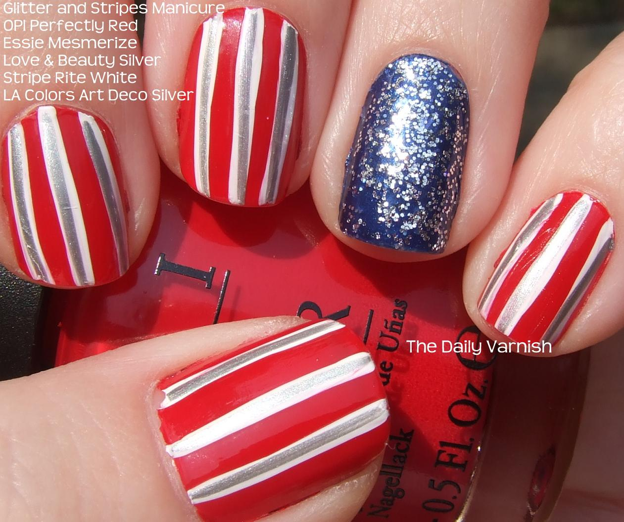4th-of-july-nail-art 21 Awesome 4th Of July Patriotic Day Nail Design Ideas 21 Awesome 4th Of July Patriotic Day Nail Design Ideas 4th of july nail art