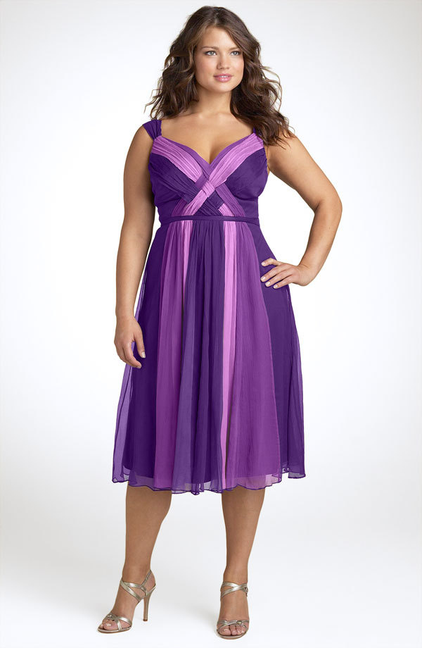 Cocktail-Dresses-for-Plus-Size-Women 21 Gorgeous Plus Size Wedding Outfits for Guests 2015/16 21 Gorgeous Plus Size Wedding Outfits for Guests 2015/16 Cocktail Dresses for Plus Size Women