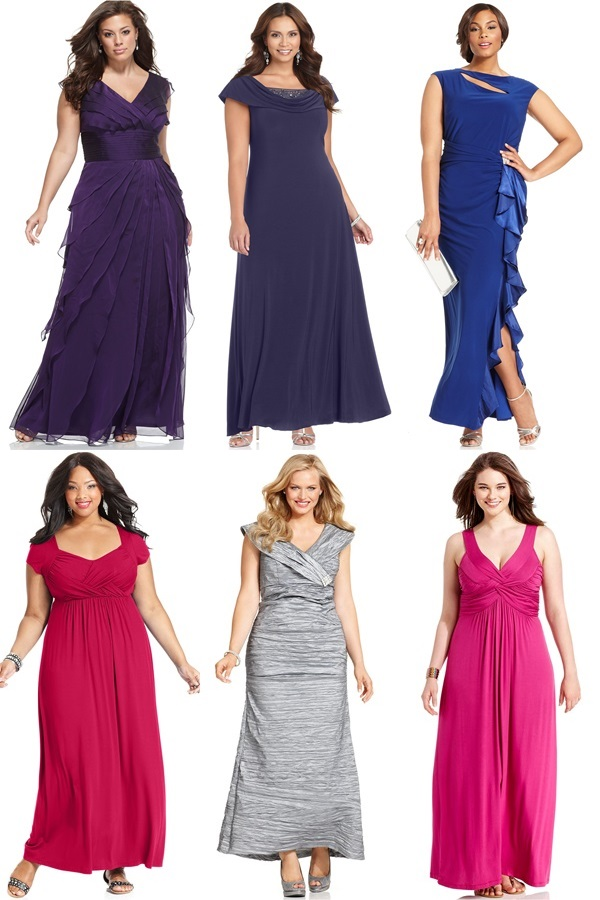 Evening-Wedding-Guest-Dresses-for-Plus-Size-Women 21 Gorgeous Plus Size Wedding Outfits for Guests 2015/16 21 Gorgeous Plus Size Wedding Outfits for Guests 2015/16 Evening Wedding Guest Dresses for Plus Size Women