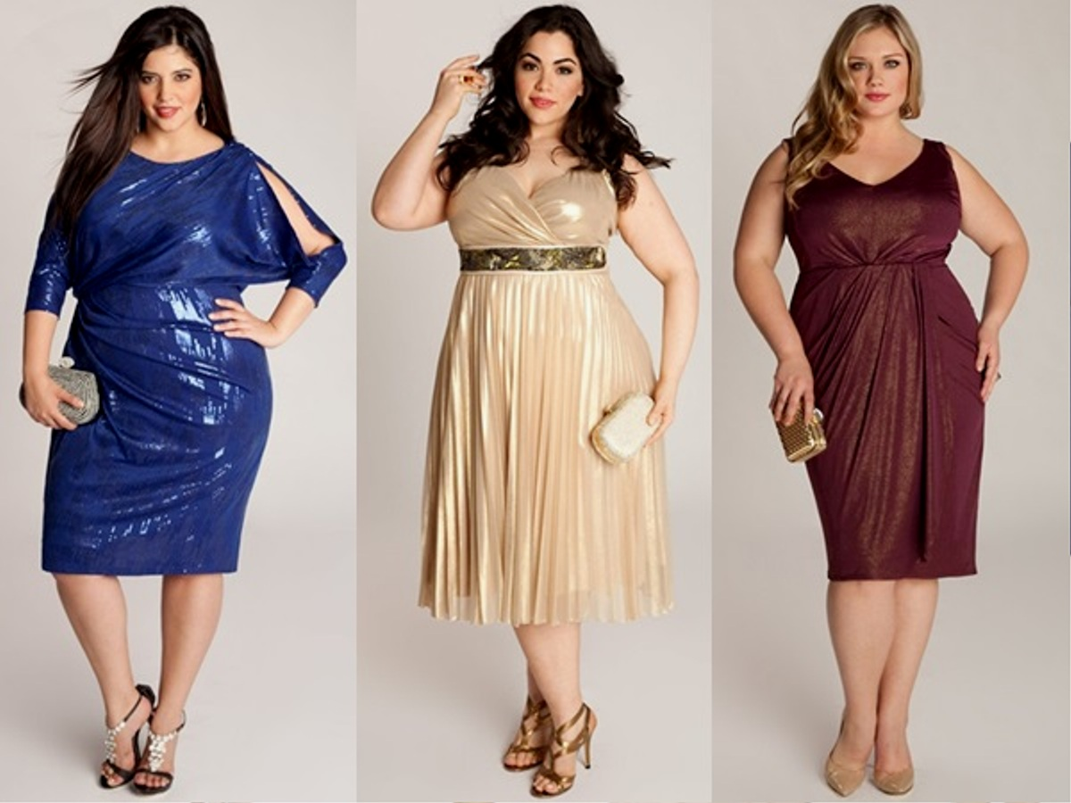 Plus-Size-Wedding-Guest-Dresses-in-Metallic 21 Gorgeous Plus Size Wedding Outfits for Guests 2015/16 21 Gorgeous Plus Size Wedding Outfits for Guests 2015/16 Plus Size Wedding Guest Dresses in Metallic