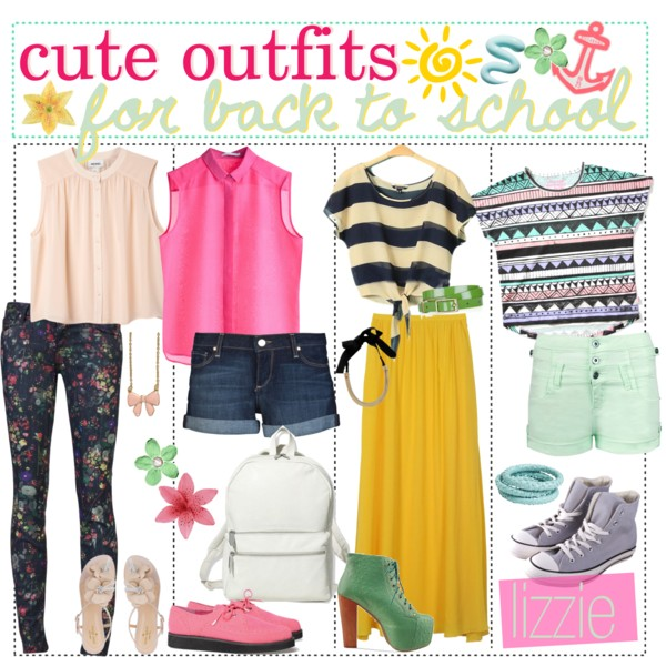 back to school style 20 Cute Back to School Outfits On Polyvore 2015/16 20 Cute Back to School Outfits On Polyvore 2015/16 back to school style1