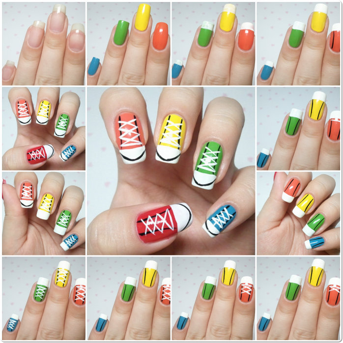 Nail Art Design Tutorial Step By For Beginners 25 Designs Tutorials