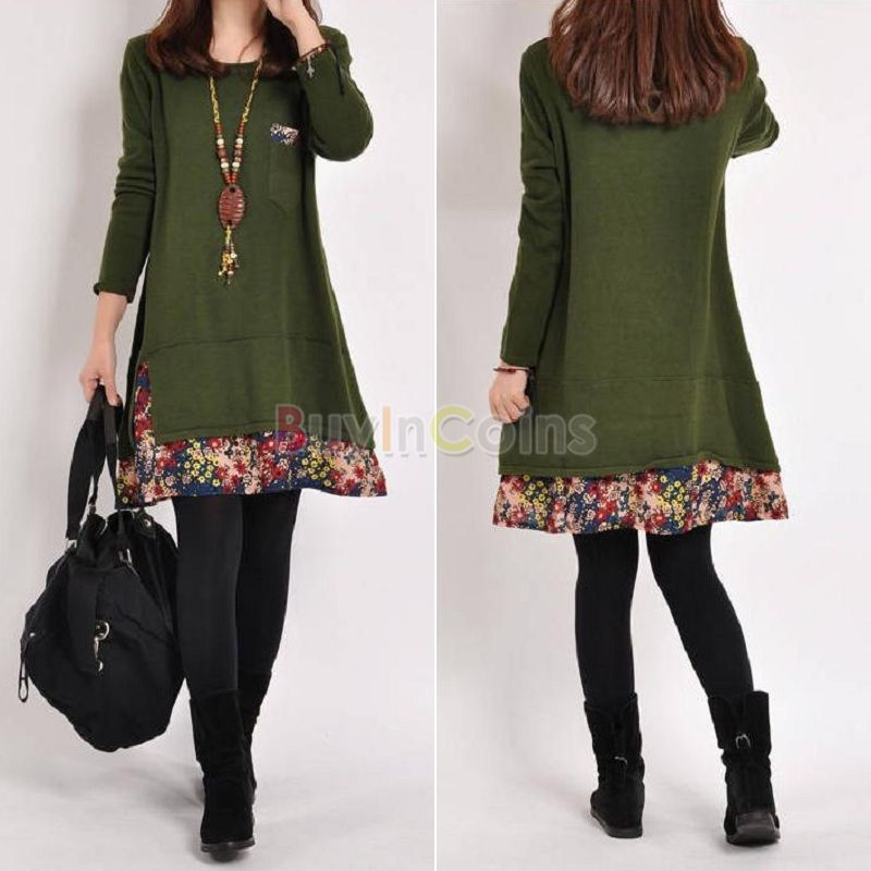 floral dress with sleeves 18 15 Beautiful Long Sleeve Floral Dresses 2015/16 15 Beautiful Long Sleeve Floral Dresses 2015/16 floral dress with sleeves 18